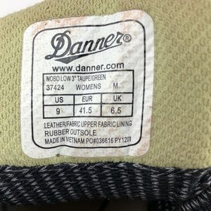 Danner Shoes - Danner Nobo Low Hiking Shoes Size 9 Taupe Goretex